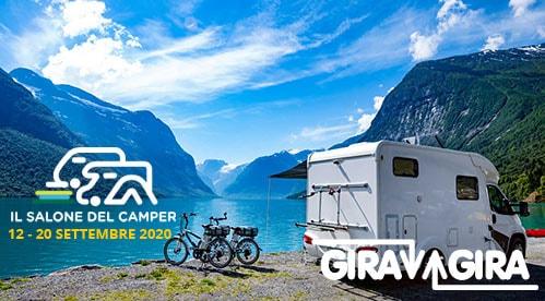 Salone del Camper Parma 12-20 settembre 2020
